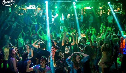 Ночной клуб грин хаус киров ночные клубы москвы танцевальный